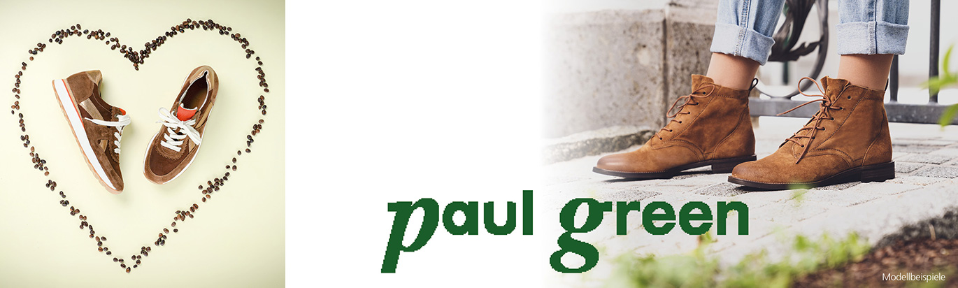 Paul-Green-Markenshop